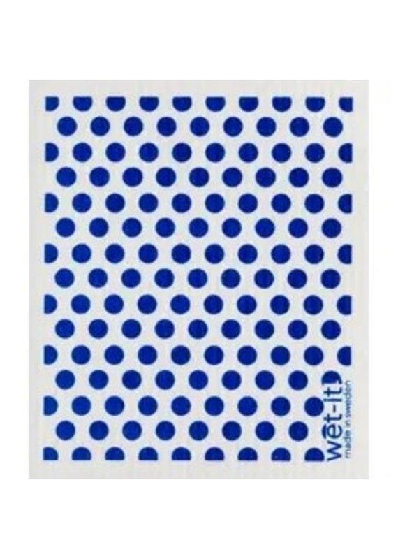 Wet-It Wet- It Dots and Dots Blue