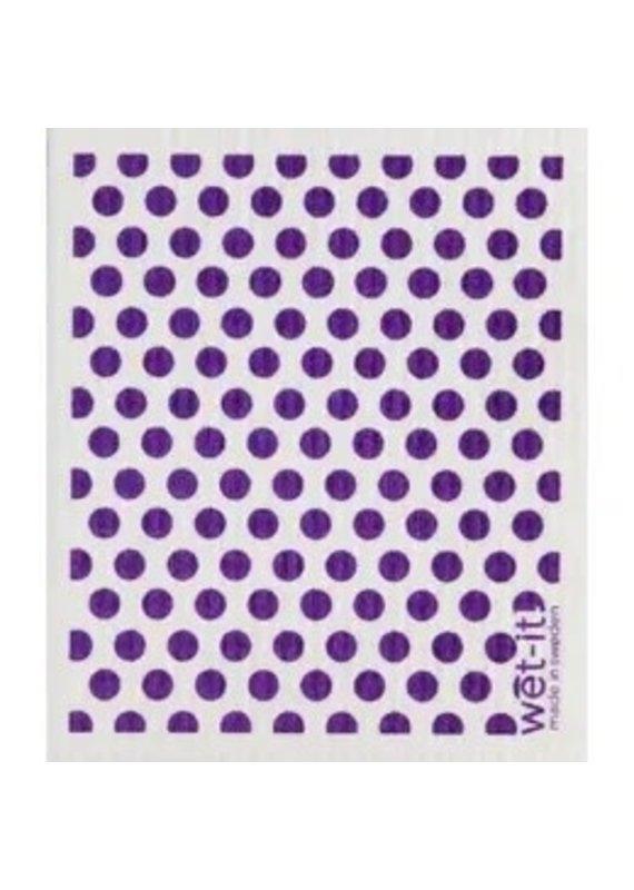 Wet-It Wet- It Dots and Dots Purple