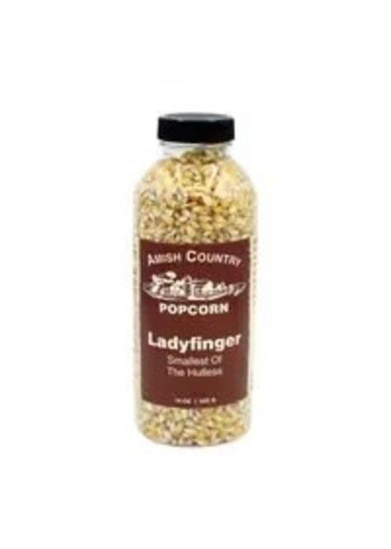 Amish Country Ladyfinger 14 oz Popcorn