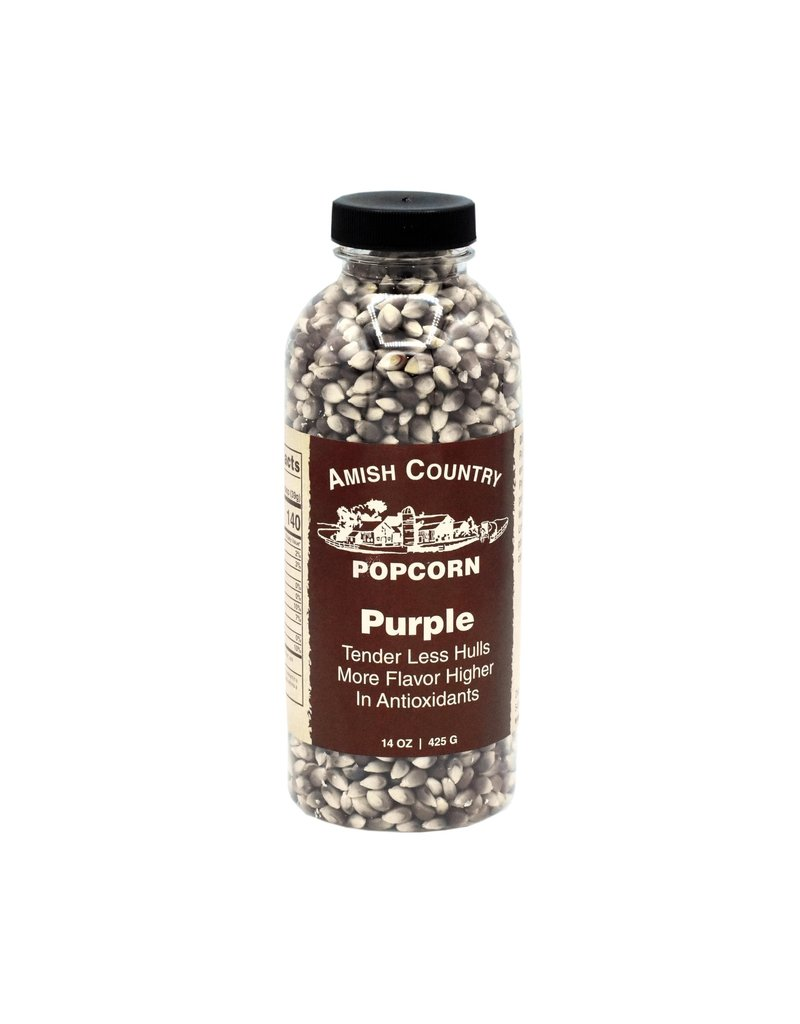 Amish Country Purple 14 oz Popcorn