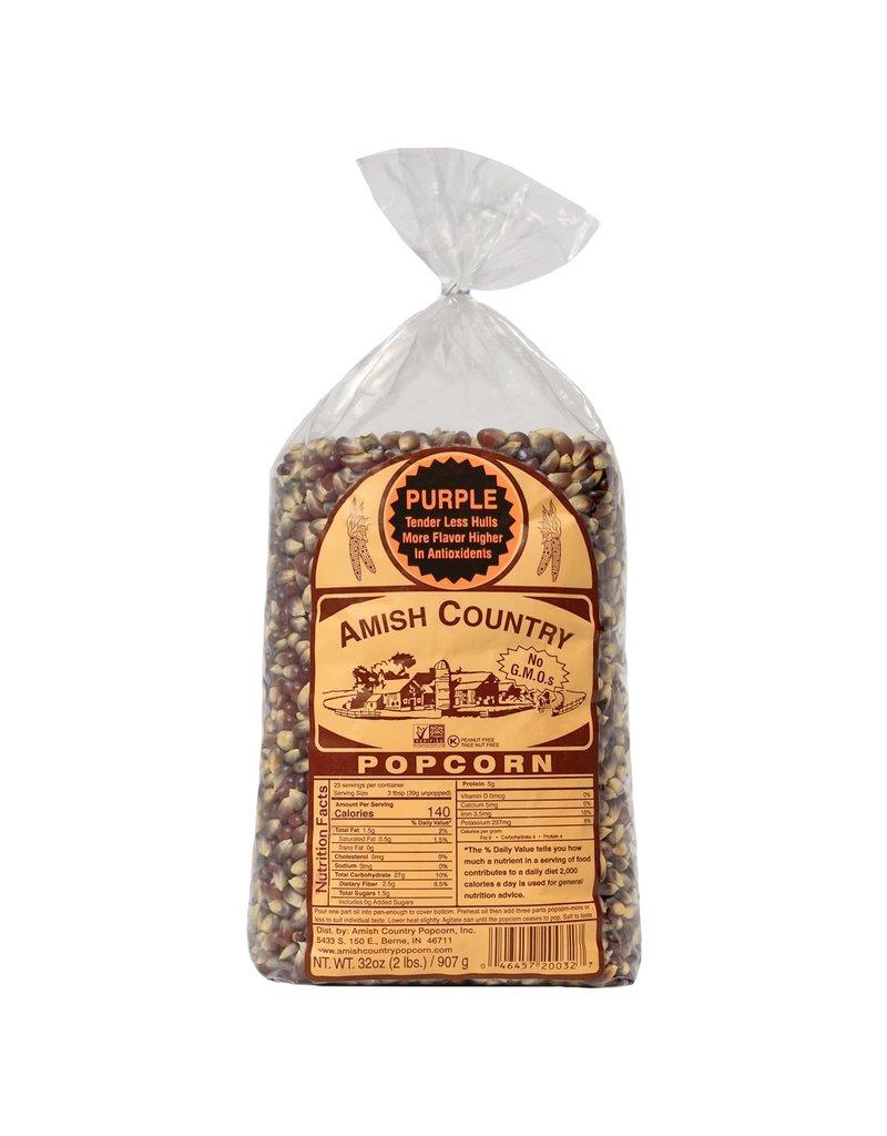 Amish Country Purple 1lb Popcorn