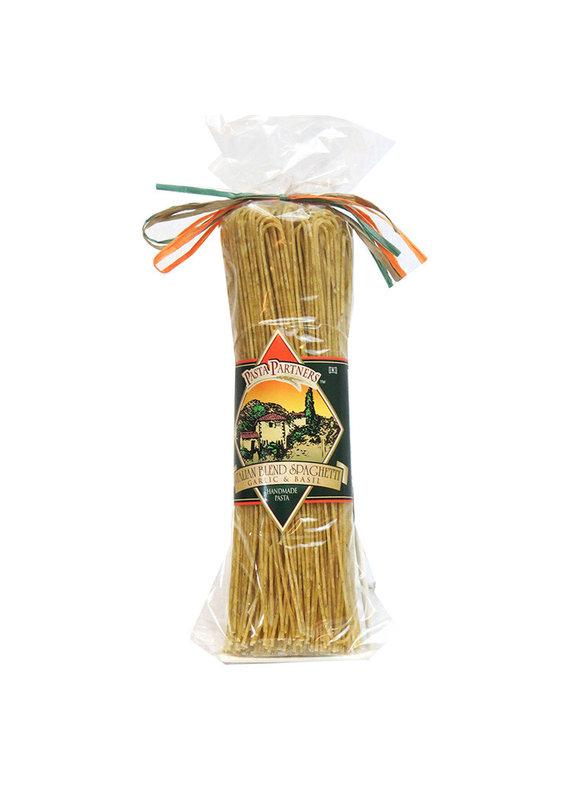 Intermountain Pasta Italian Blend Spaghetti Garlic Basil