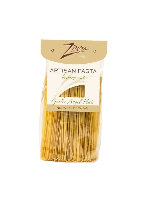 Zpasta Garlic Angel Hair Pasta