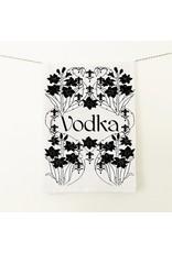 Coin Laundry Vodka Speakeasy Kitchen Towel