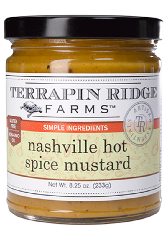 Terrapin Ridge Farms Nashville Hot Mustard