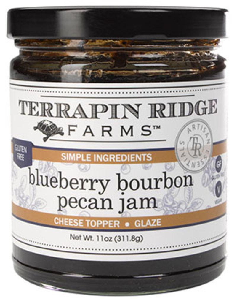 Terrapin Ridge Farms Blueberry Bourbon Pecan Jam