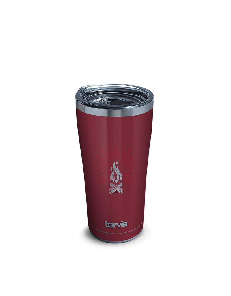 Tervis Tervis 20 ozStainless Steel With Slider Lid Campfire
