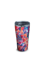 Tervis Tervis 20 ozStainless Steel With Slider Lid Sugar Magnolia