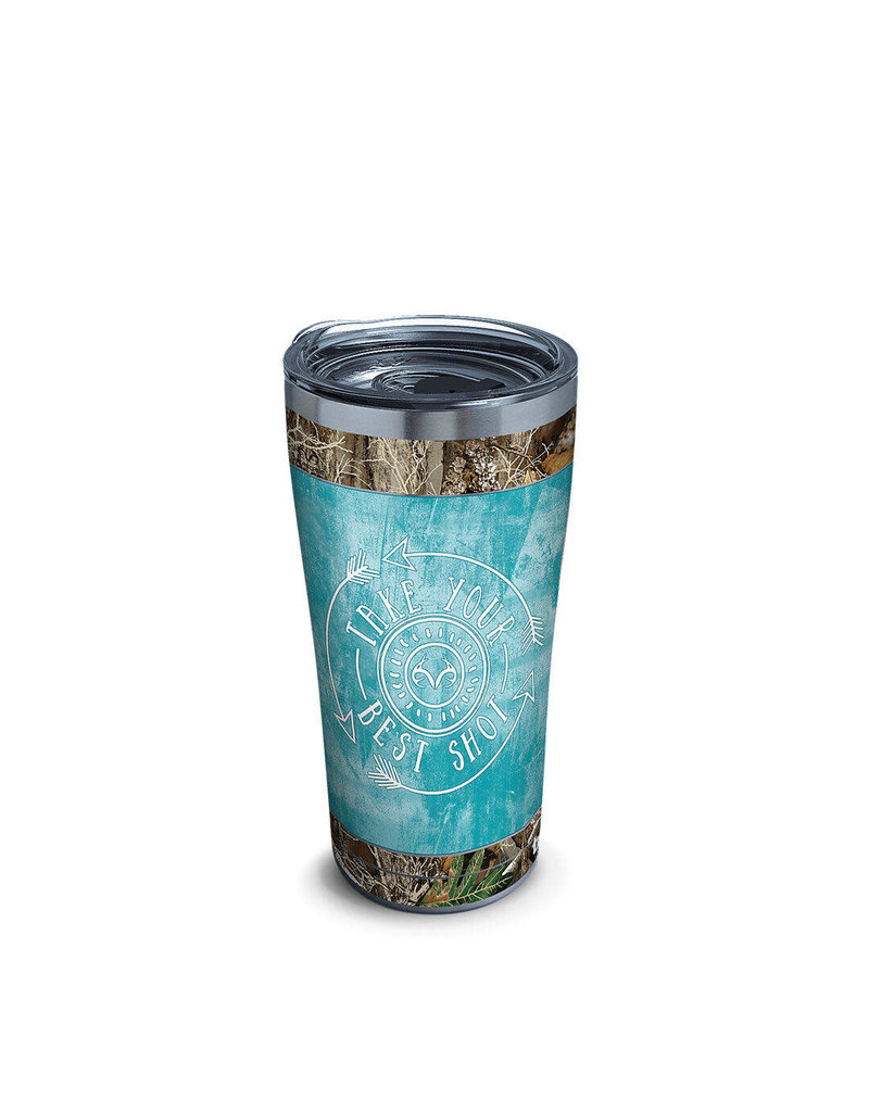 Tervis Tervis 30 ozStainless Steel With Slider Lid Realtree® - Best Shot