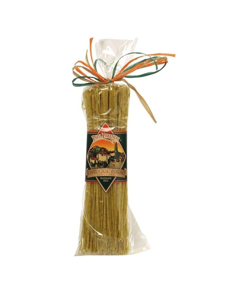 Intermountain Pasta Roasted Garlic and Parsley Linguine