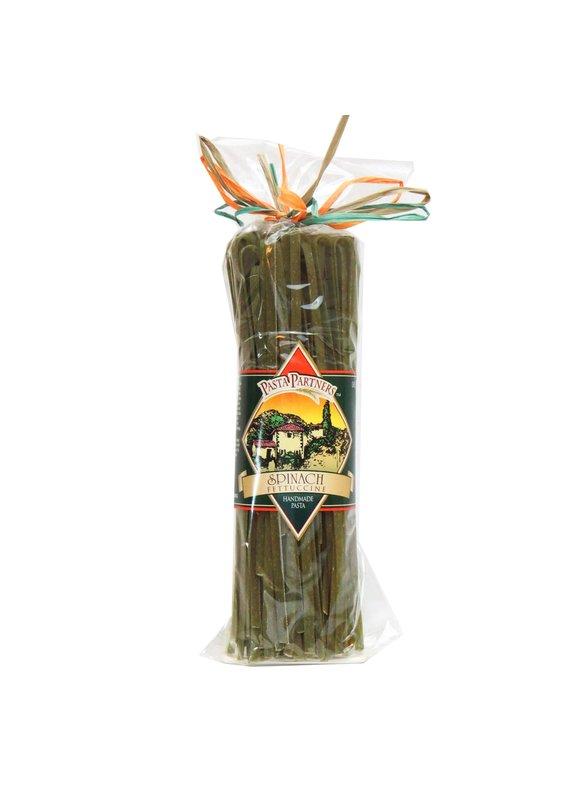 Intermountain Pasta Spinach Fettuccine