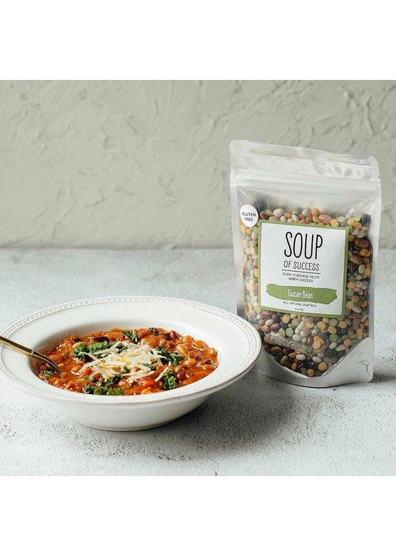 Soup of Success Tuscan Bean Soup