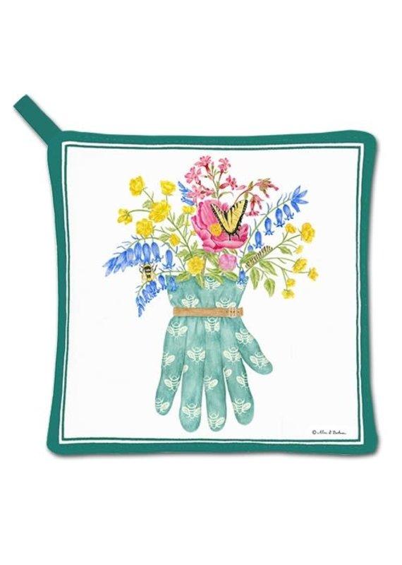 Alice Cottage Potholder Garden Glove