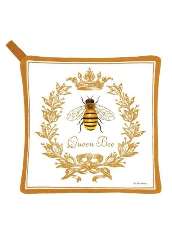 Alice Cottage Potholder Queen Bee