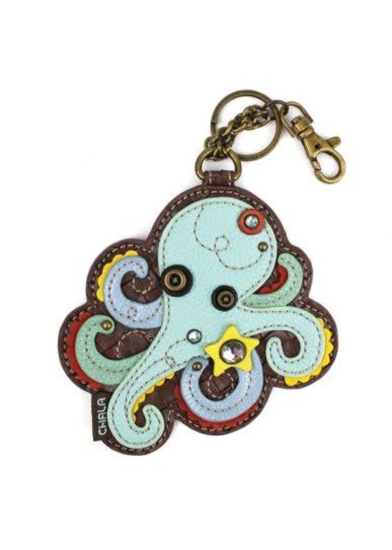 Chala Chala Pal Coin Purse Octopus