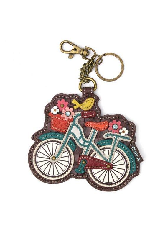Chala Chala Pal Coin Purse Bicycle