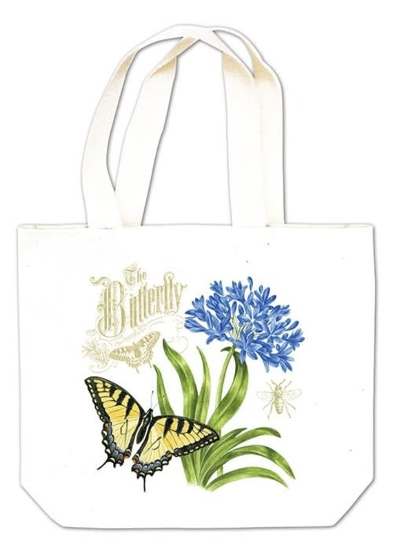 Alice Cottage Gift Tote Butterfly
