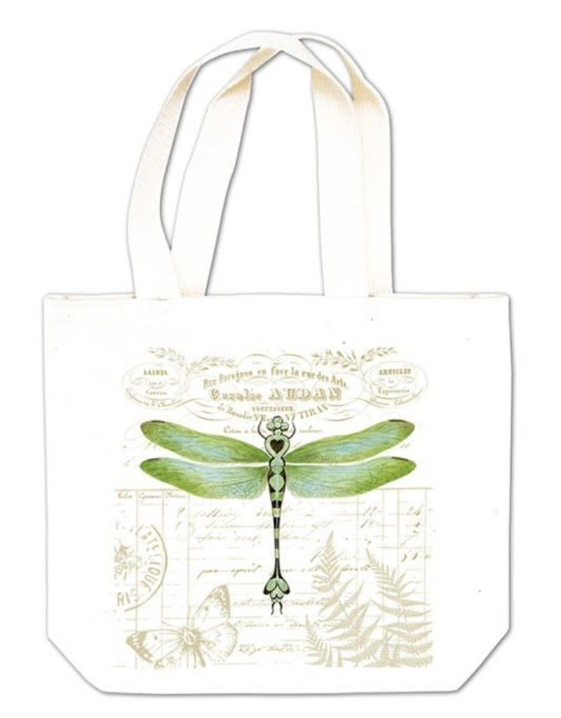 Alice Cottage Gift Tote Dragonfly
