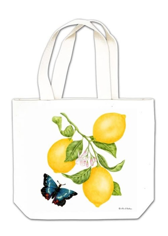 Alice Cottage Gift Tote Lemon