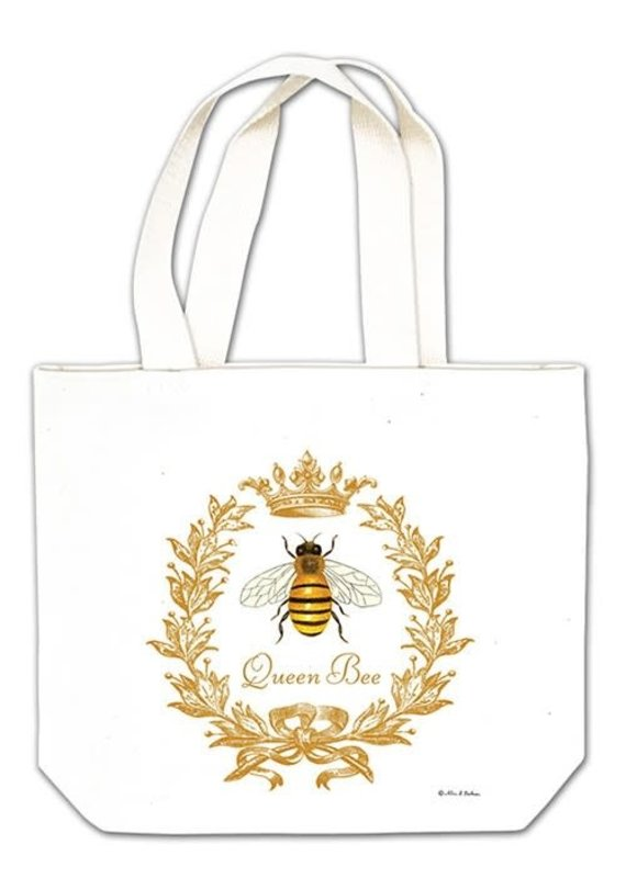 Alice Cottage Gift Tote Queen Bee