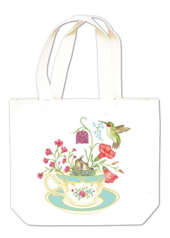 Alice Cottage Gift Tote Tea Cup Nest