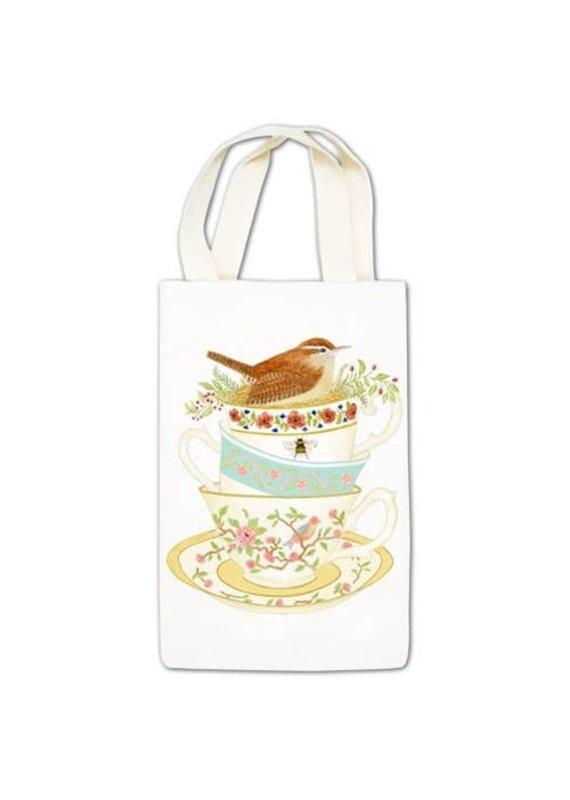 Alice Cottage Gourmet Gift Caddy Tea Cup Bird