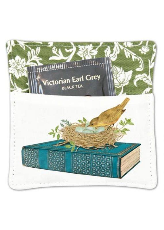 Alice Cottage Tea Mug Mat Reading