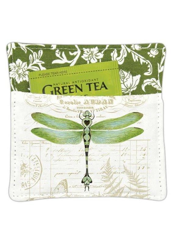 Alice Cottage Tea Mug Mat Dragonfly