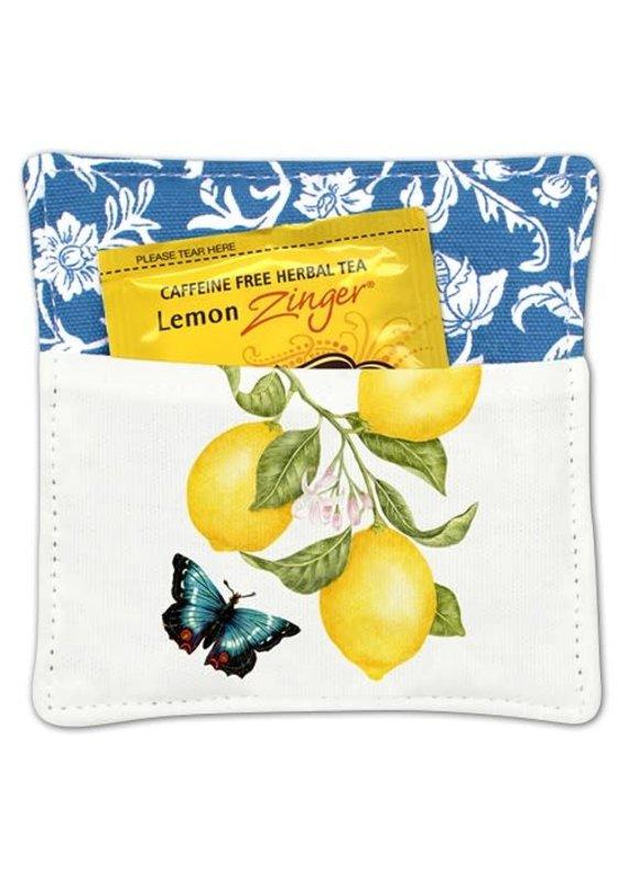 Alice Cottage Tea Mug Mat Lemon