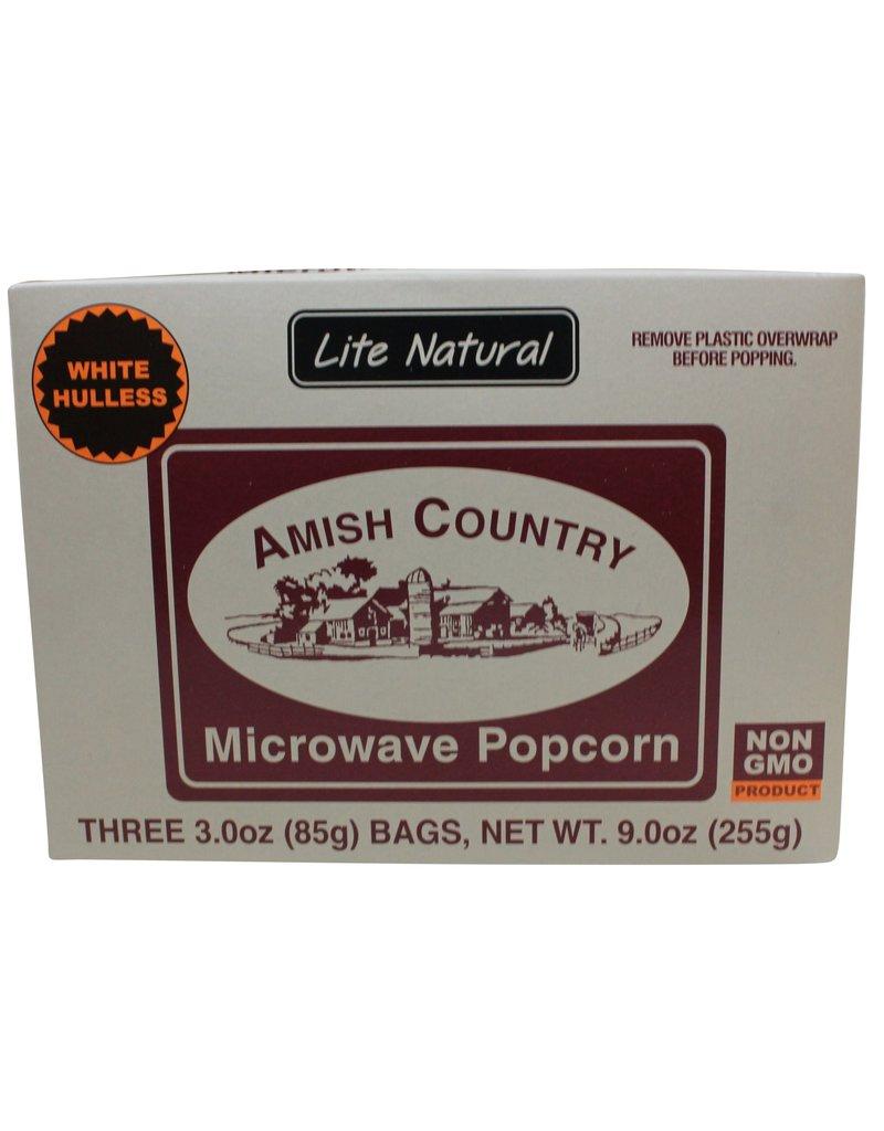 Amish Country Microwave Lite Popcorn 3pk
