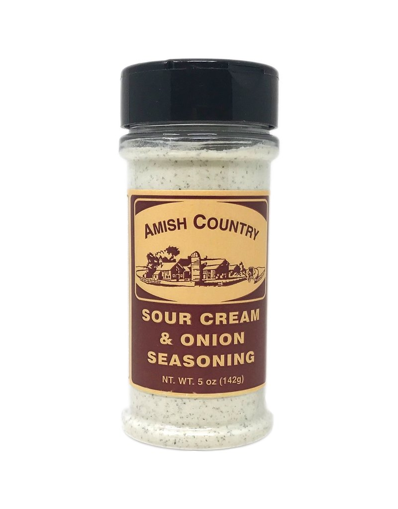 Amish Country Sour Cream & Onion Popcorn Seasoning