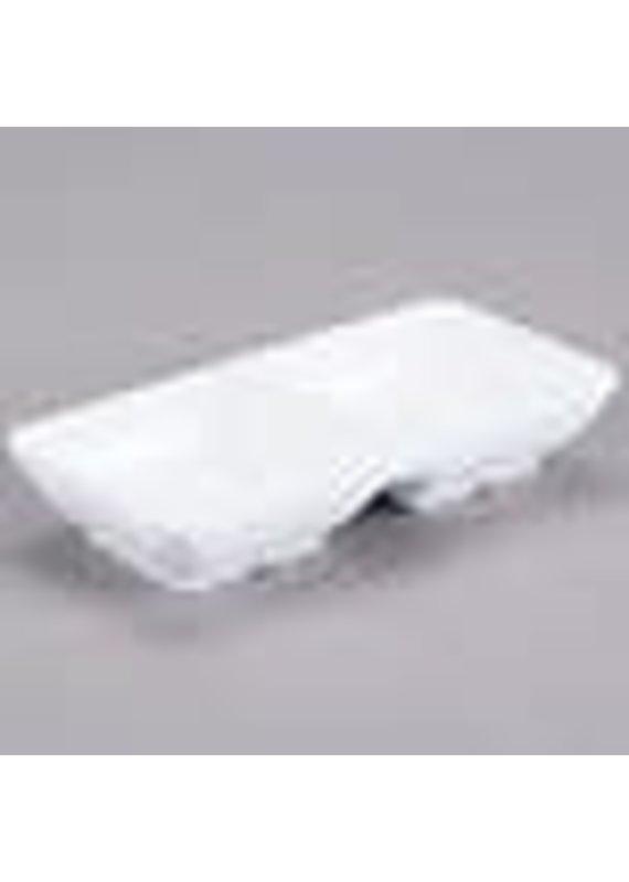 White Double Melamine Ramekin