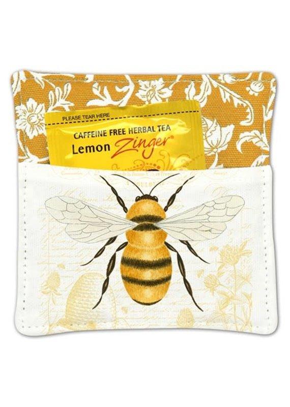 Alice Cottage Tea Mug Mat Bee