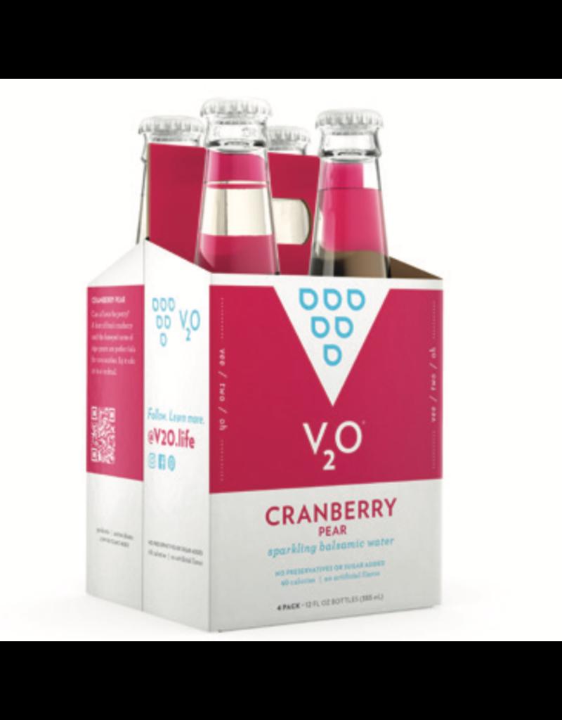 V2O V2O Sparkling Balsamic Water 4 Pack
