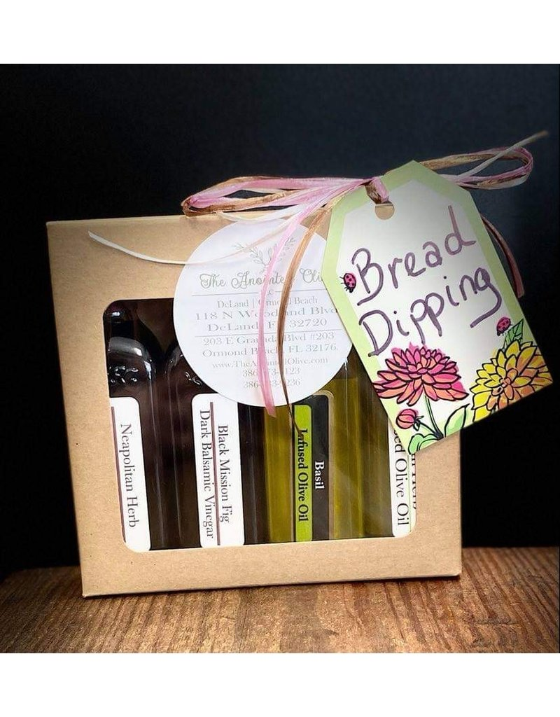 Gift Set Bread Dipping  4 Pack