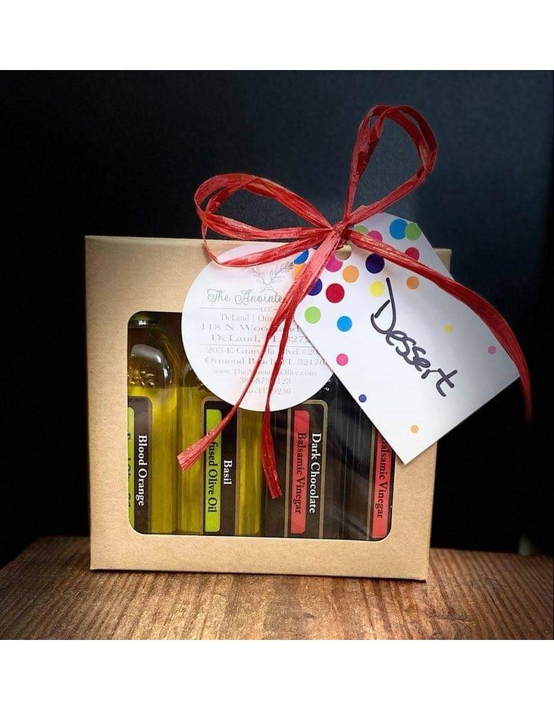 Gift Set Dessert 4 Pack