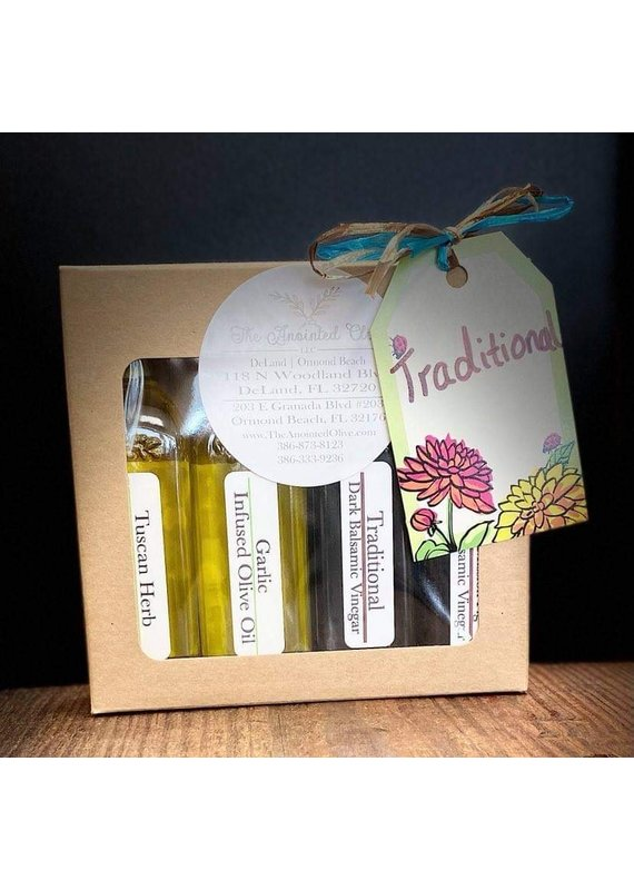 Gift Set Traditional 4 Pack