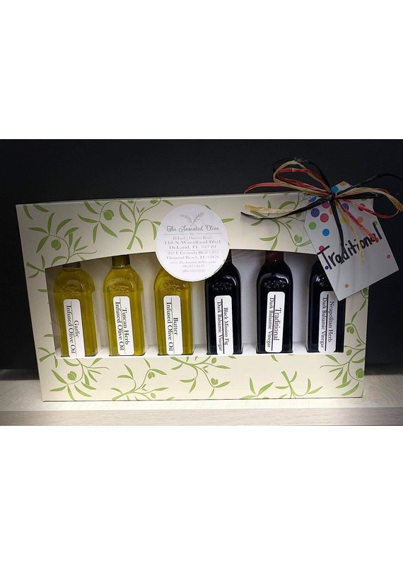 Gift Set Traditional 6 Pack