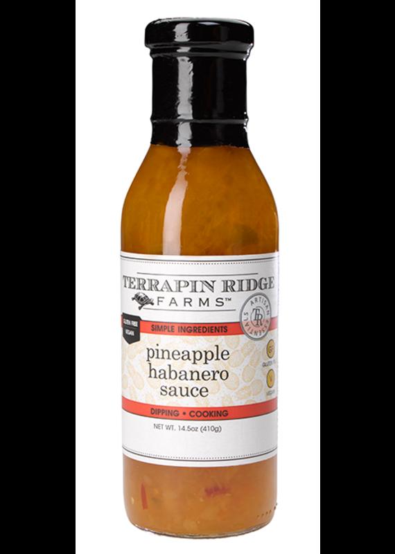 Terrapin Ridge Farms Pineapple Habanero Sauce