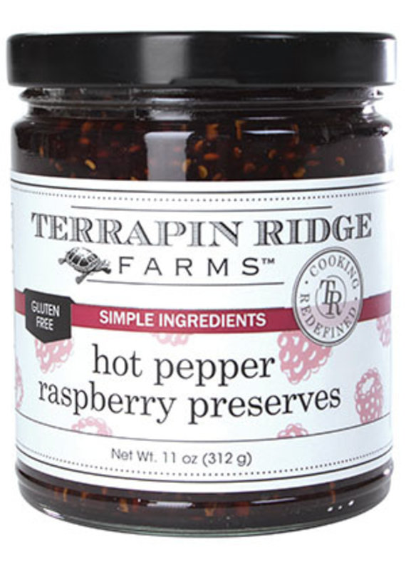 Terrapin Ridge Farms Hot Pepper Raspberry Preserve