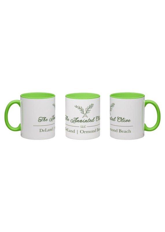 Anointed Olive Mug
