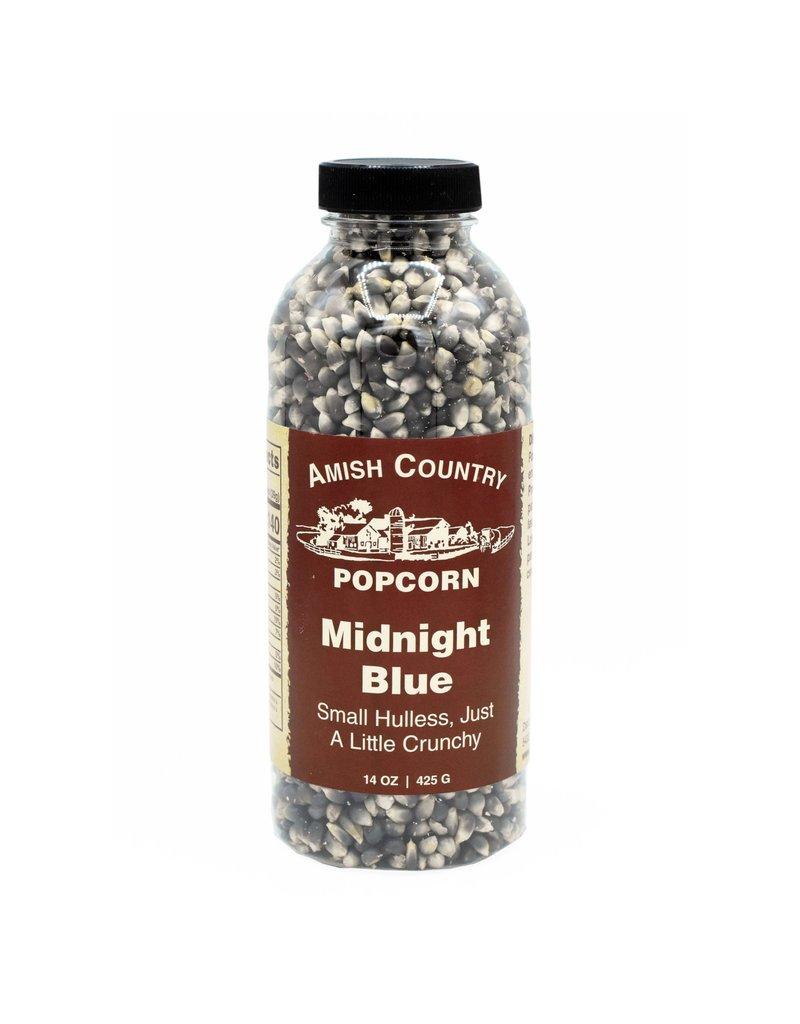Amish Country Midnight Blue 14oz Popcorn
