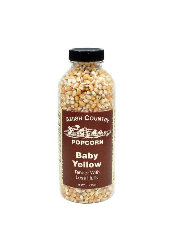 Amish Country Baby Yellow 14oz Popcorn