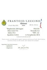 Southern Alonso's Frantoio/ Leccino (Chile)