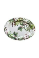 Bamboo Table Bamboo Balsam & Berries Oval Platter