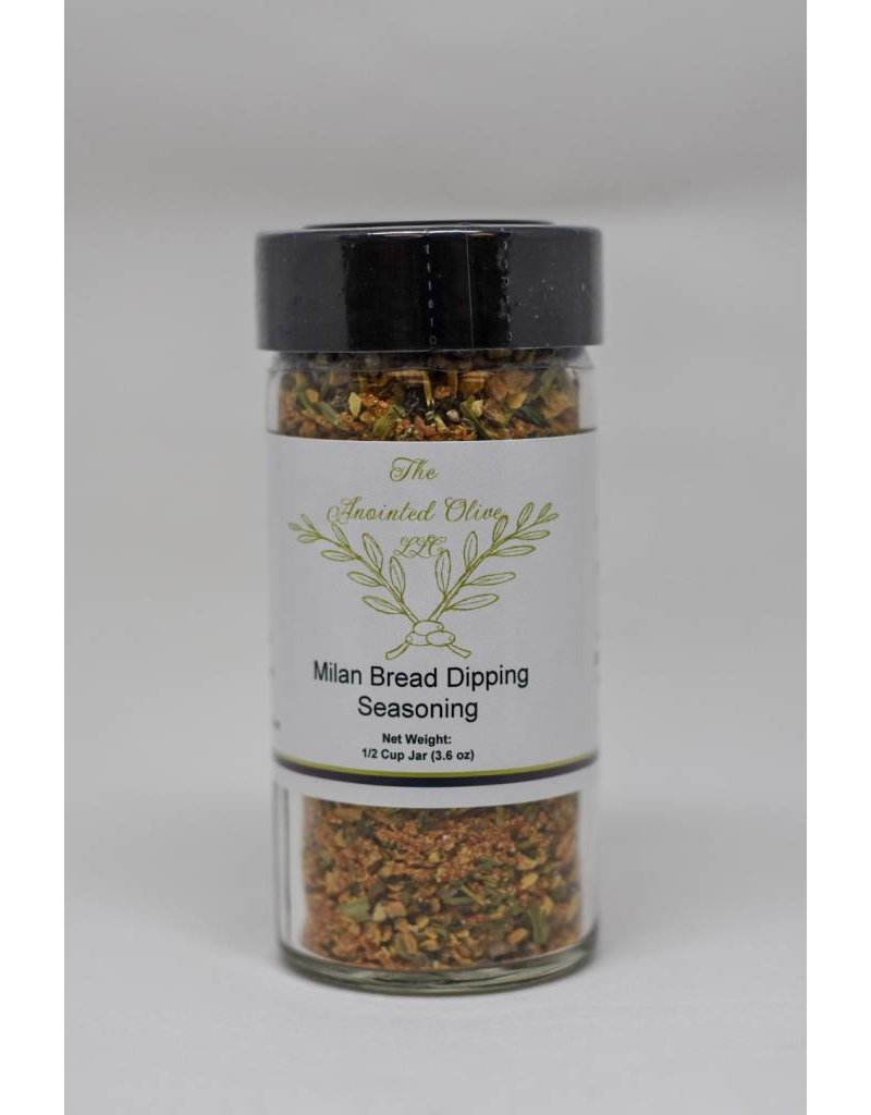 Seasoning Milan Bread Dipping
