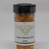 Spices Inc Seasoning Honey Habanero Rub
