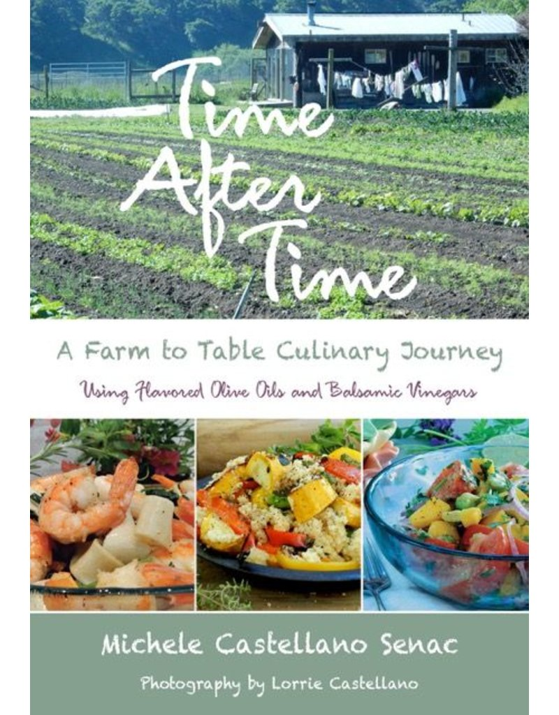 Cookbook Time After Time