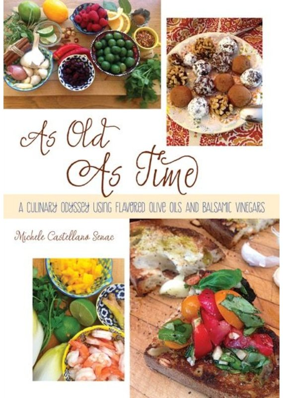 Cookbook As Old As Time