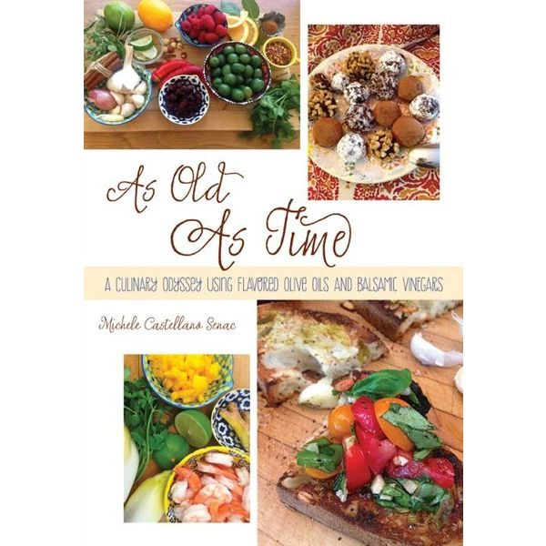 Michele Senac Cookbook As Old As Time